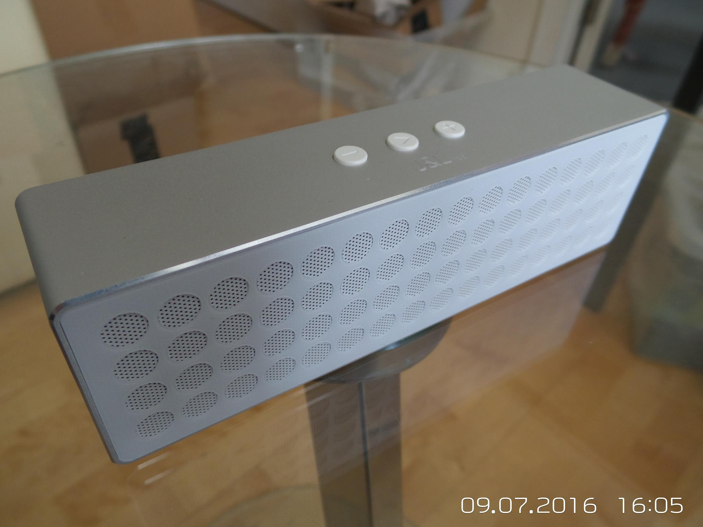 J&L Real BTS22 Bluetooth Speaker Handsfree Review