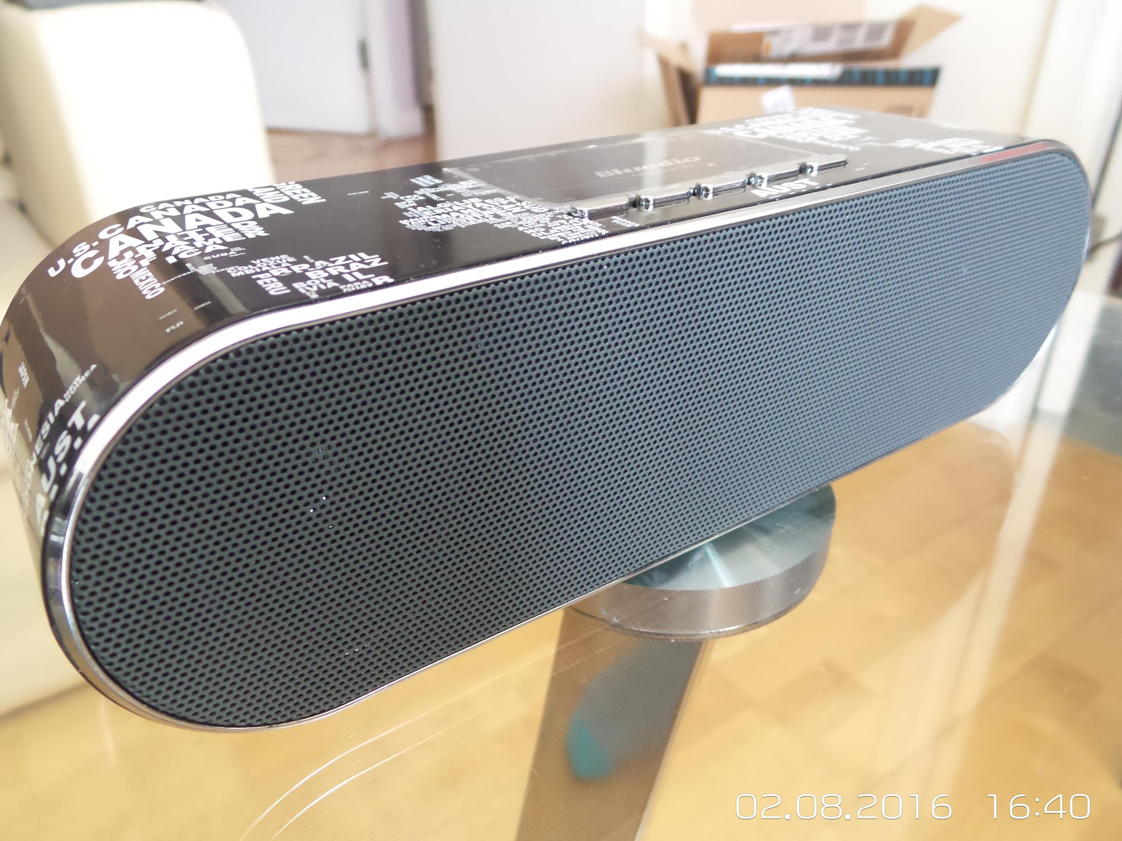 Bluedio AS-BT Bluetooth Speaker Quick Review by mark2410