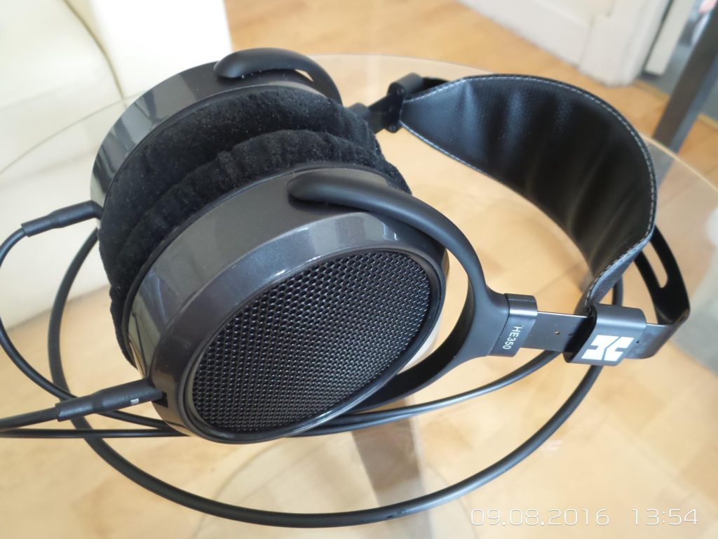 HiFiMAN HE-350 Headphone Review