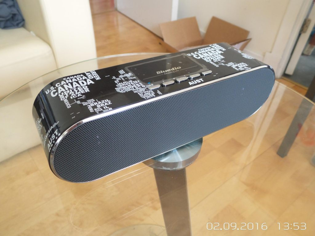 Bluedio AS Bluetooth & Wi-Fi Speaker Review
