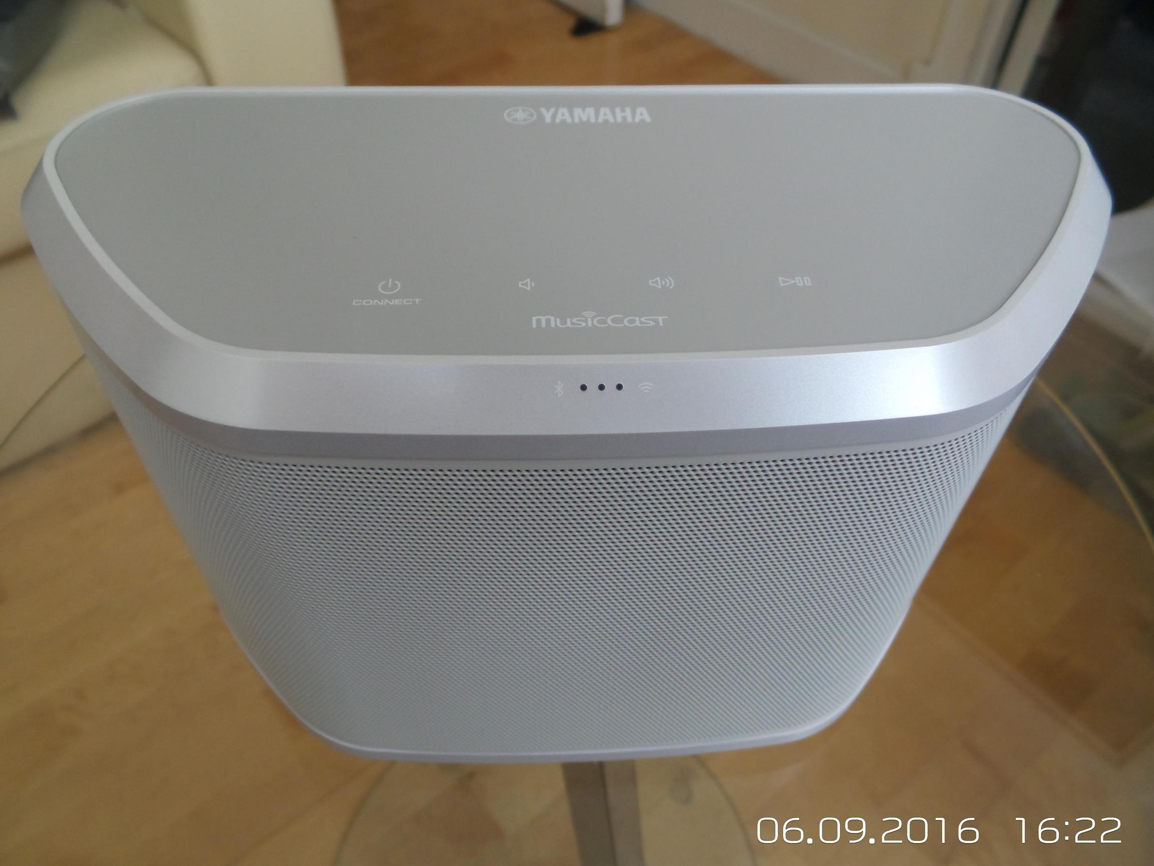 Yamaha WX-030 Wireless Speaker Quick Review