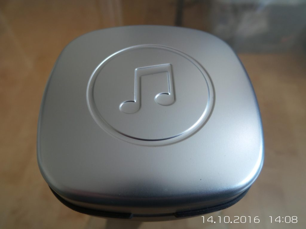 Earphone Aluminum Box Earphone Case Review