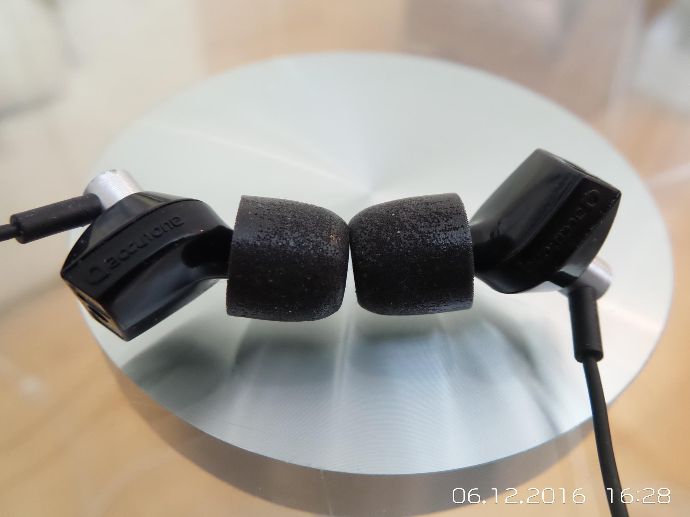Accutone Taurus Earphone Quick Review