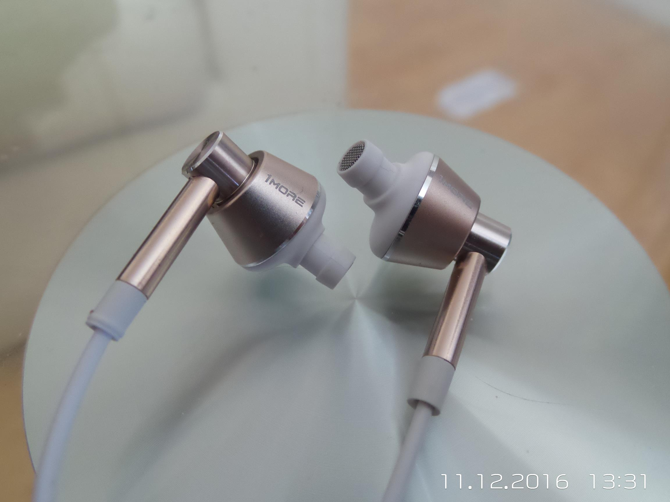 1MORE Dual-Driver In-Ear Headphones (E0323) Quick Review